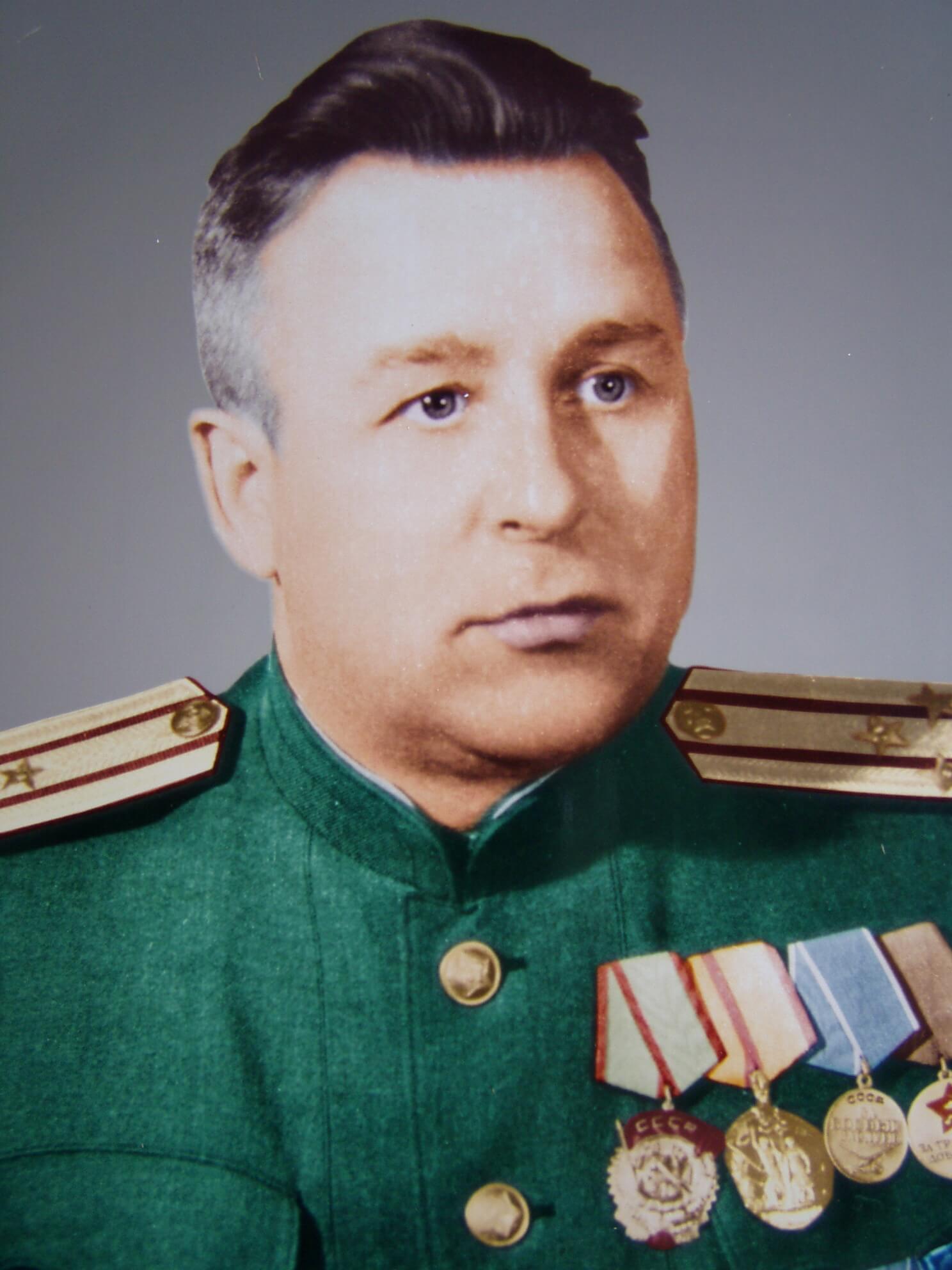 Егошин Кузьма Пантелеевич