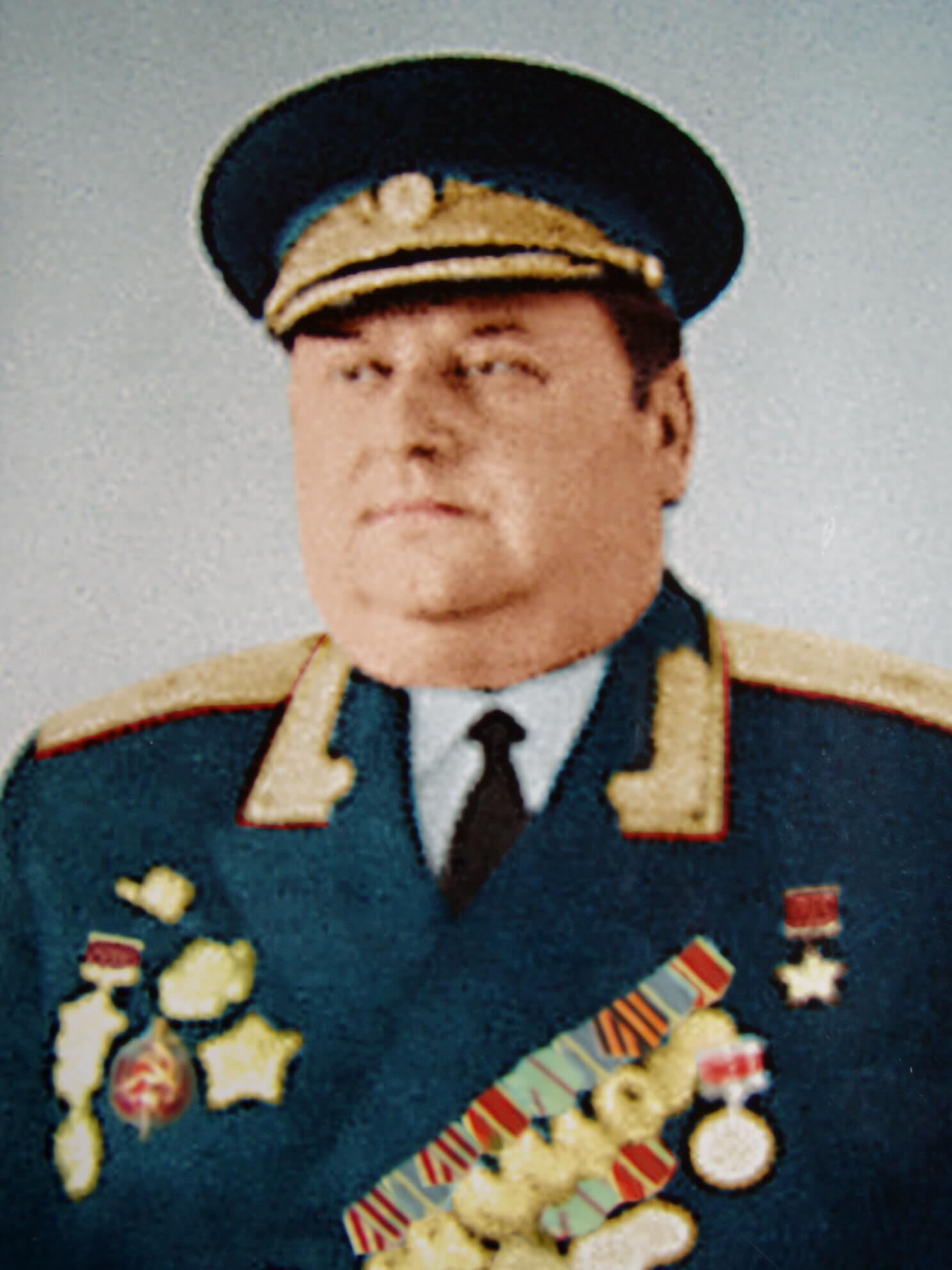 Фещенко Петр Васильевич