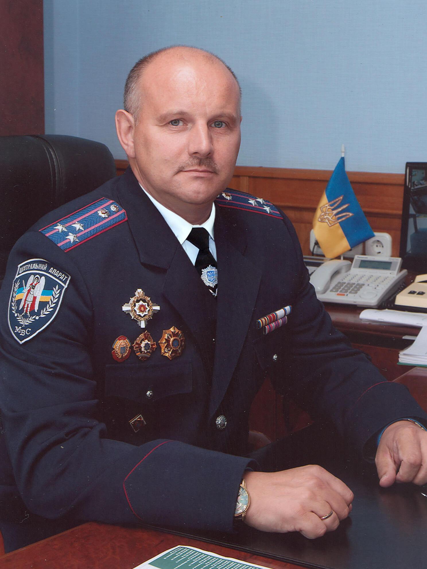 Козицкий Виктор Иванович