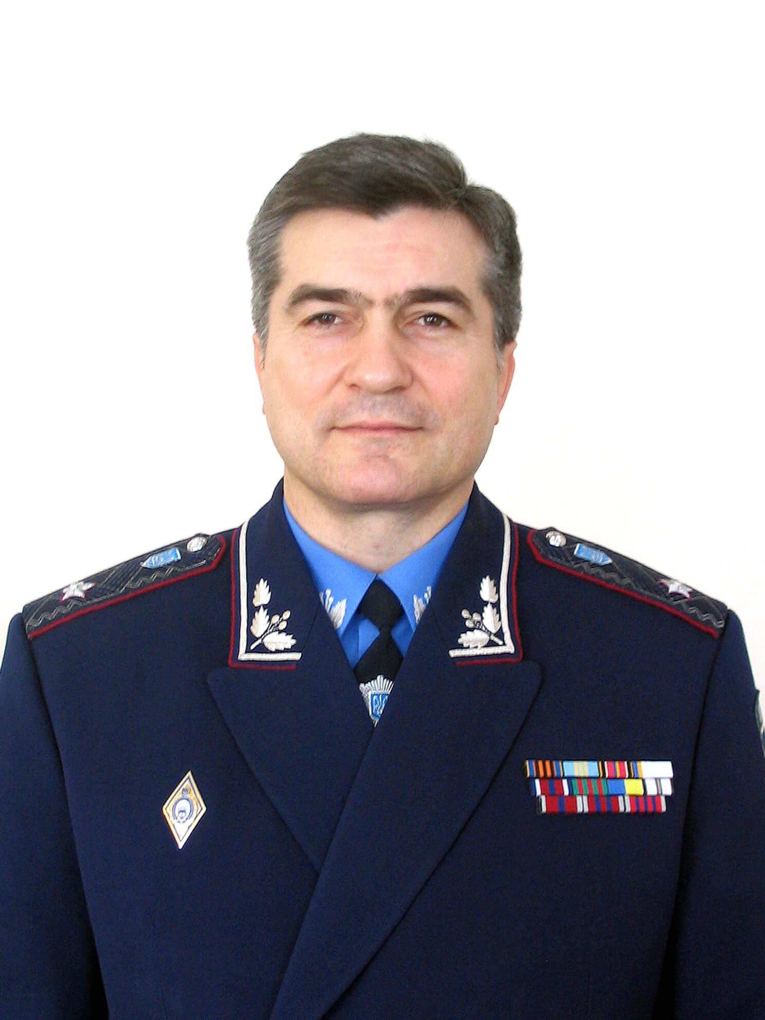 Крыжановский Станислав Викторович