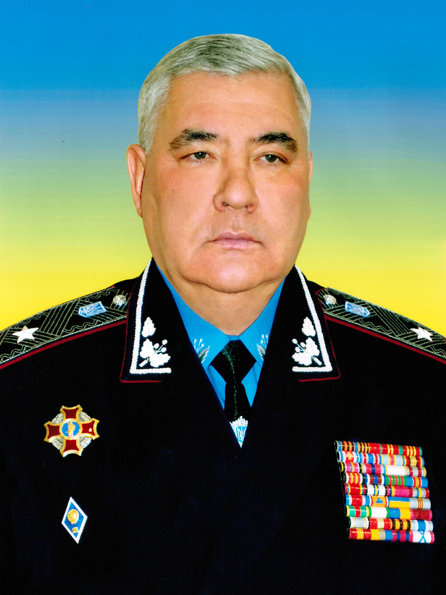 Мартынов Михаил Данилович