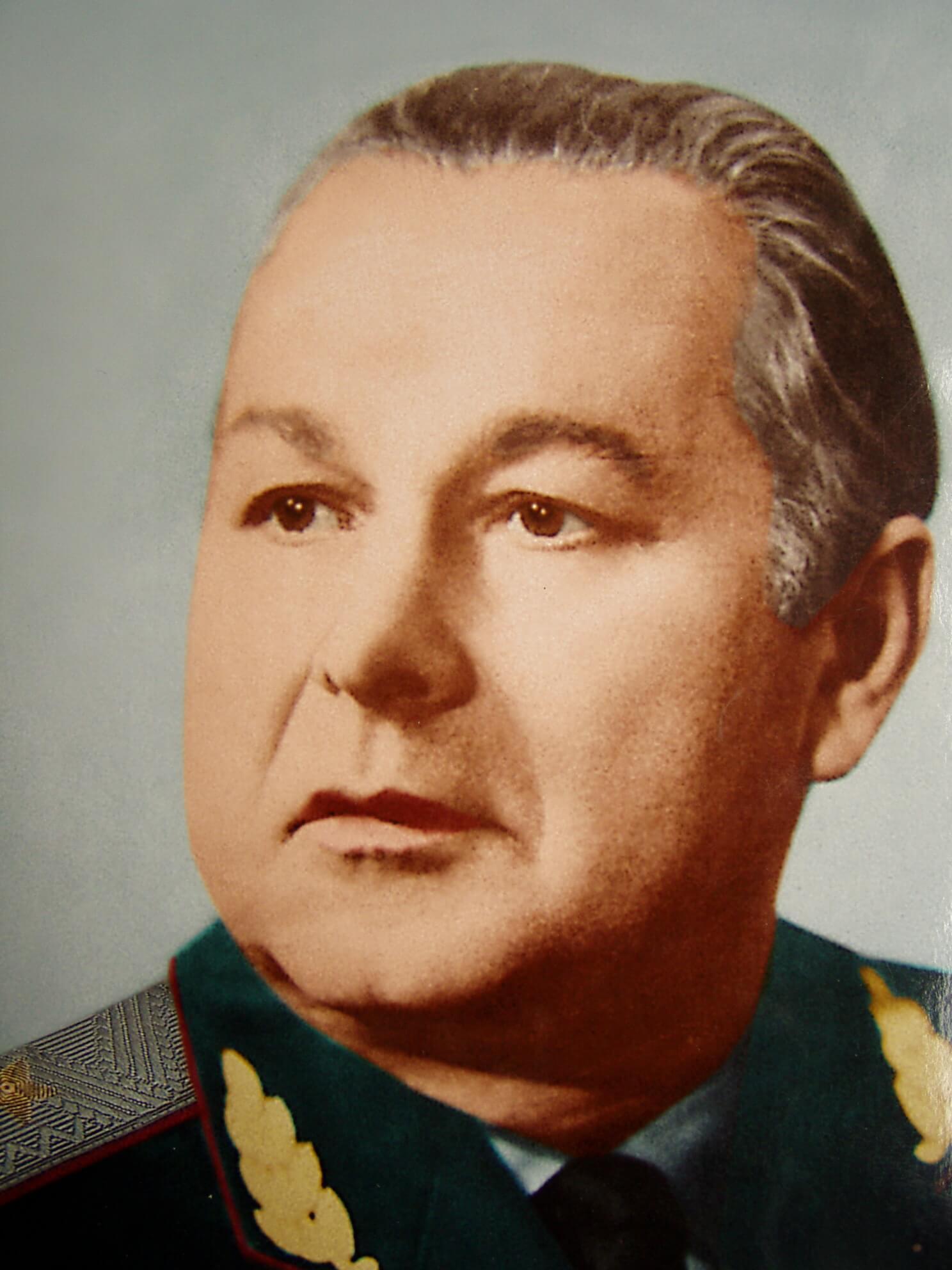Михайлюк Николай Тимофеевич