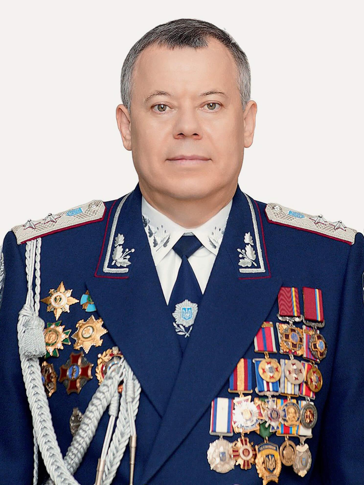 Денисюк Станислав Федорович