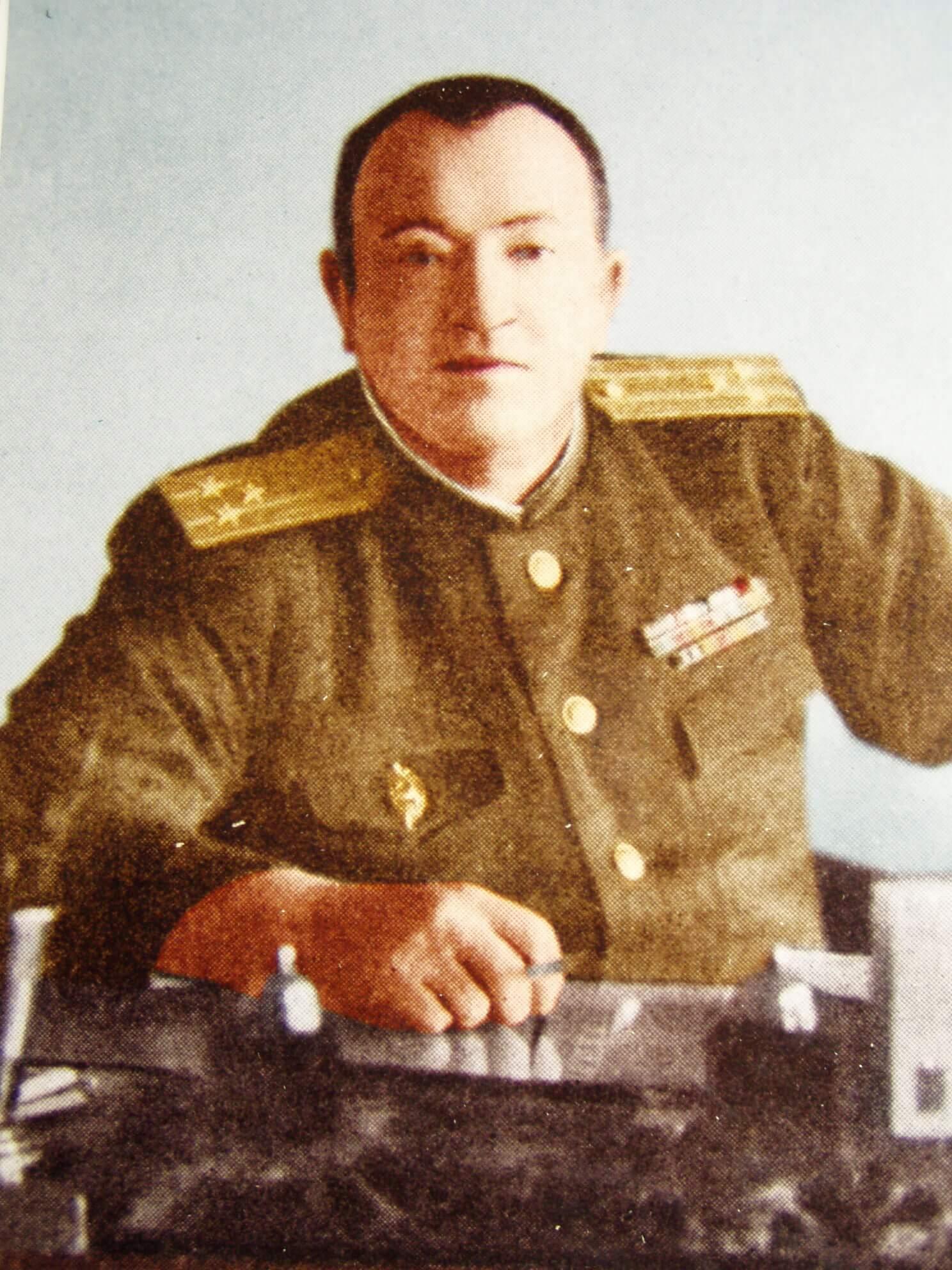 Веревка Никанор Иванович