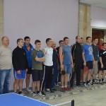 Кубок по настольному теннису 2015
