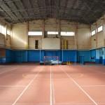 Зал легкоатлетического манежа