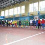 «Спартакиада-2015». Мини-футбол