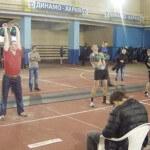 Спартакиада 2013. Гиревой спорт
