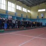 Спартакиада 2015. Гиревой спорт