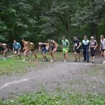 Спартакиада-2013. Легкоатлетический кросс