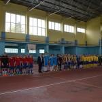 Спартакиада-2016. Мини-футбол