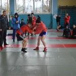Спартакиада-2013. Борьба самбо