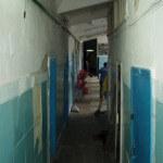 Вестибюль и коридоры стадиона «Динамо»
