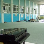 Зал спортивной гимнастики