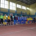 Спартакиада-Здоровье 2016. Мини-футбол