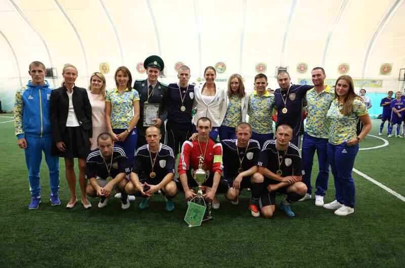 Кубок Госпогранслужбы Украины 2016