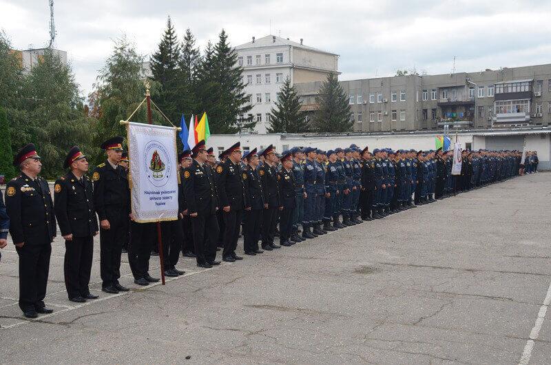 В НУЦЗУ торжественно открыли спартакиаду 2016-2017