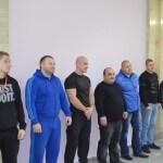 Спартакиада-2016. Армреслинг