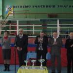 «Юный динамовец» 2013. Бокс