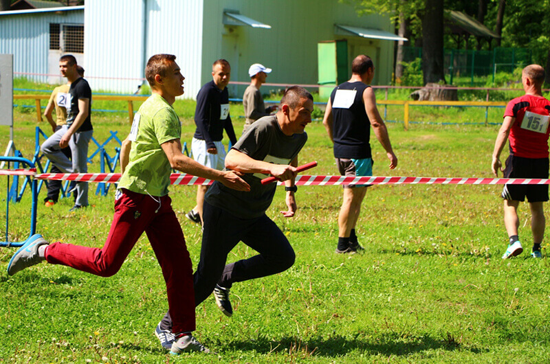 Чемпионат ГПСУ по легкоатлетическому кроссу
