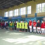 Спартакиада-2017. Мини-футбол