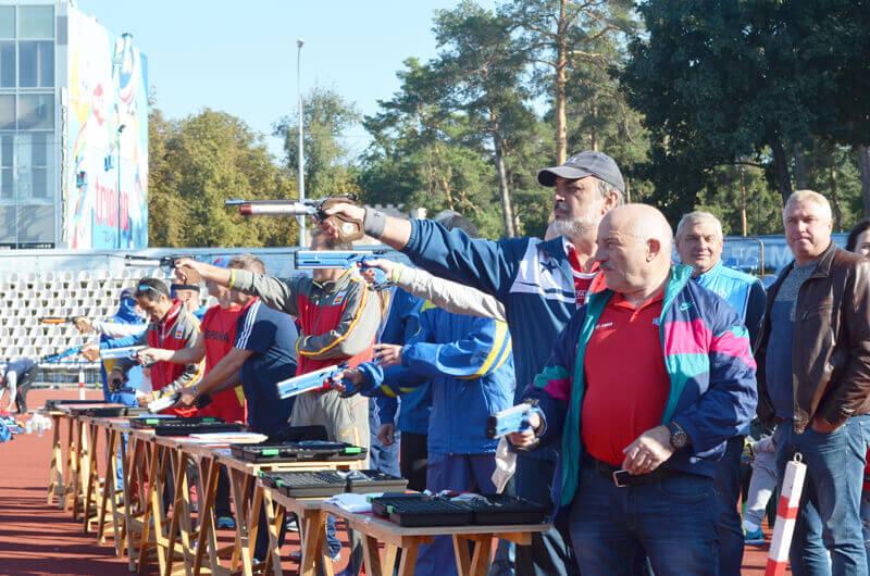 В Харькове состоялся чемпионат Европы по современному пятиборью