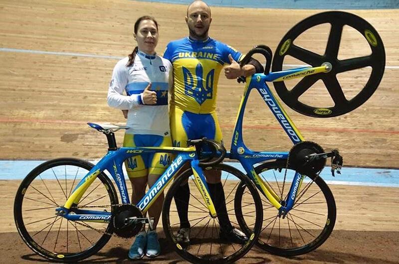 Андрей Винокуров и Елена Старикова