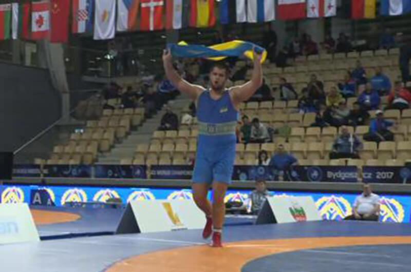 Даниил Картавый – лучший спортсмен ноября в Харькове