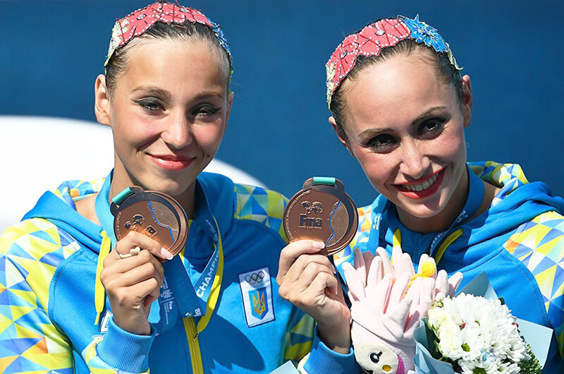 Елизавета Яхно и Анна Волошина