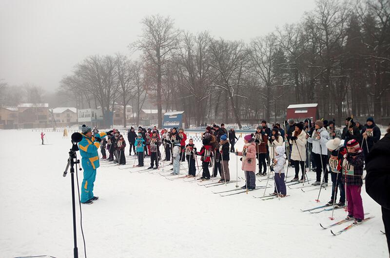Спортивно-массовое мероприятие «Праздник зимы» 2018