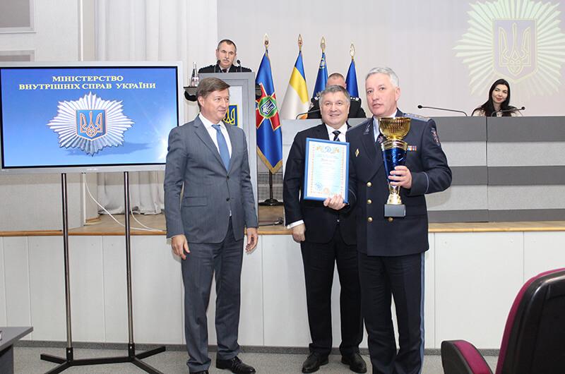 Подведены итоги «Динамиады-2017» и чемпионатов среди ВУЗов