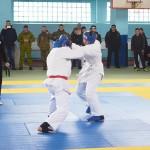 Рукопашный бой. Чемпионат Восточного ОТО НГУ