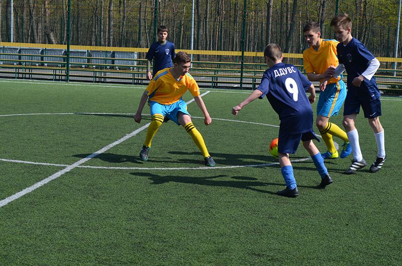 FOOTBALL FOR KIDS 2018