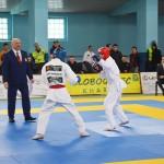 Рукопашный бой. Определились победители чемпионата Национальной гвардии Украины 2018