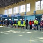 Спартакиада-2018. Мини-футбол