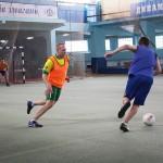 Мини-футбол. Чемпионат Управления патрульной полиции в Харьковской области 2018