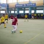 Спартакиада-Здоровье 2018. Мини-футбол