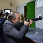 «Спартакиада-Здоровье». Стрельба из пневматической винтовки