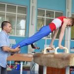 Рустам Шарипов посетил харьковский спортивный комплекс «Динамо»