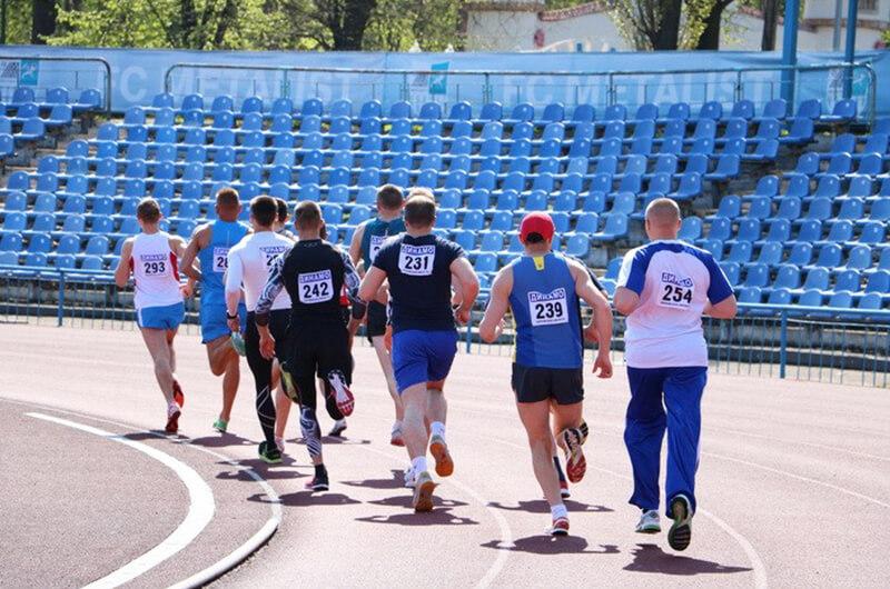 В Харькове состоялся первый чемпионат СБУ по полиатлону