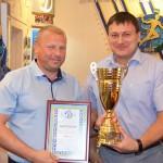 Президиум ХОО ФСО «Динамо» Украины 2018