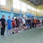 Спартакиада-2018. Гиревой спорт