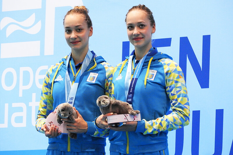Владислава и Марина Алексеевы