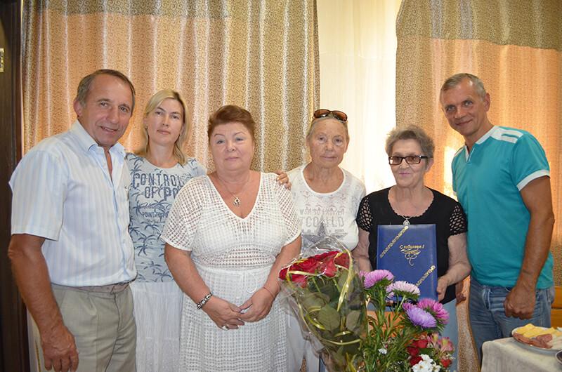 С юбилеем Лилия Павловна!