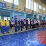Чемпионат ГСУЧС по борьбе самбо 2018