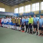 Команда НАНГУ – победитель восточной группы чемпионата ФСО «Динамо»