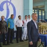 Спартакиада-2018. Борьба самбо