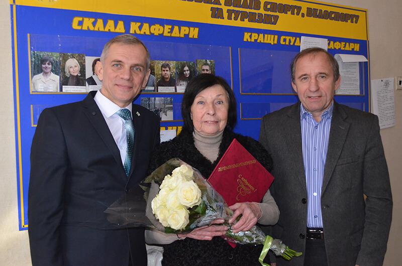 С юбилеем Алла Николаевна!