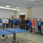 Настольный теннис. Кубок ХОО ФСО «Динамо» Украины 2018