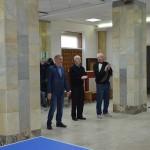 Спартакиада-Здоровье 2018. Настольный теннис